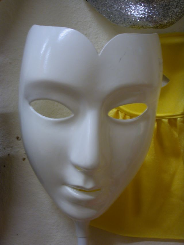 Maschera neutra