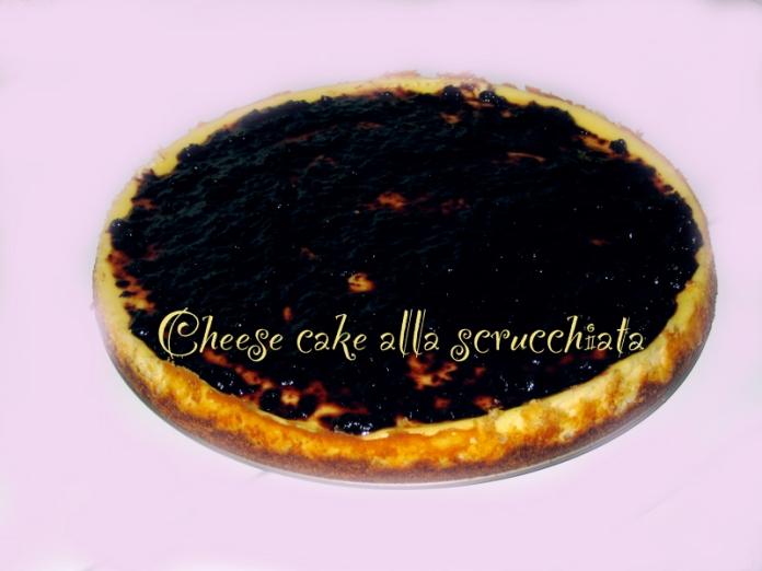 Cheese cake alla marmellata